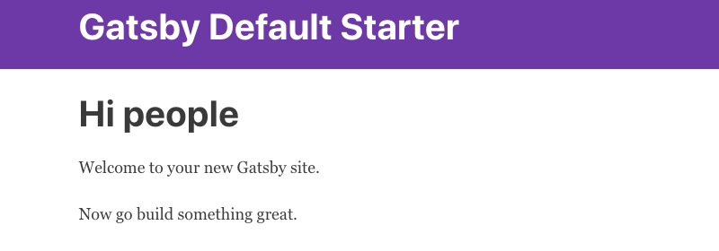 Creating a Gatsby Site with WordPress Data