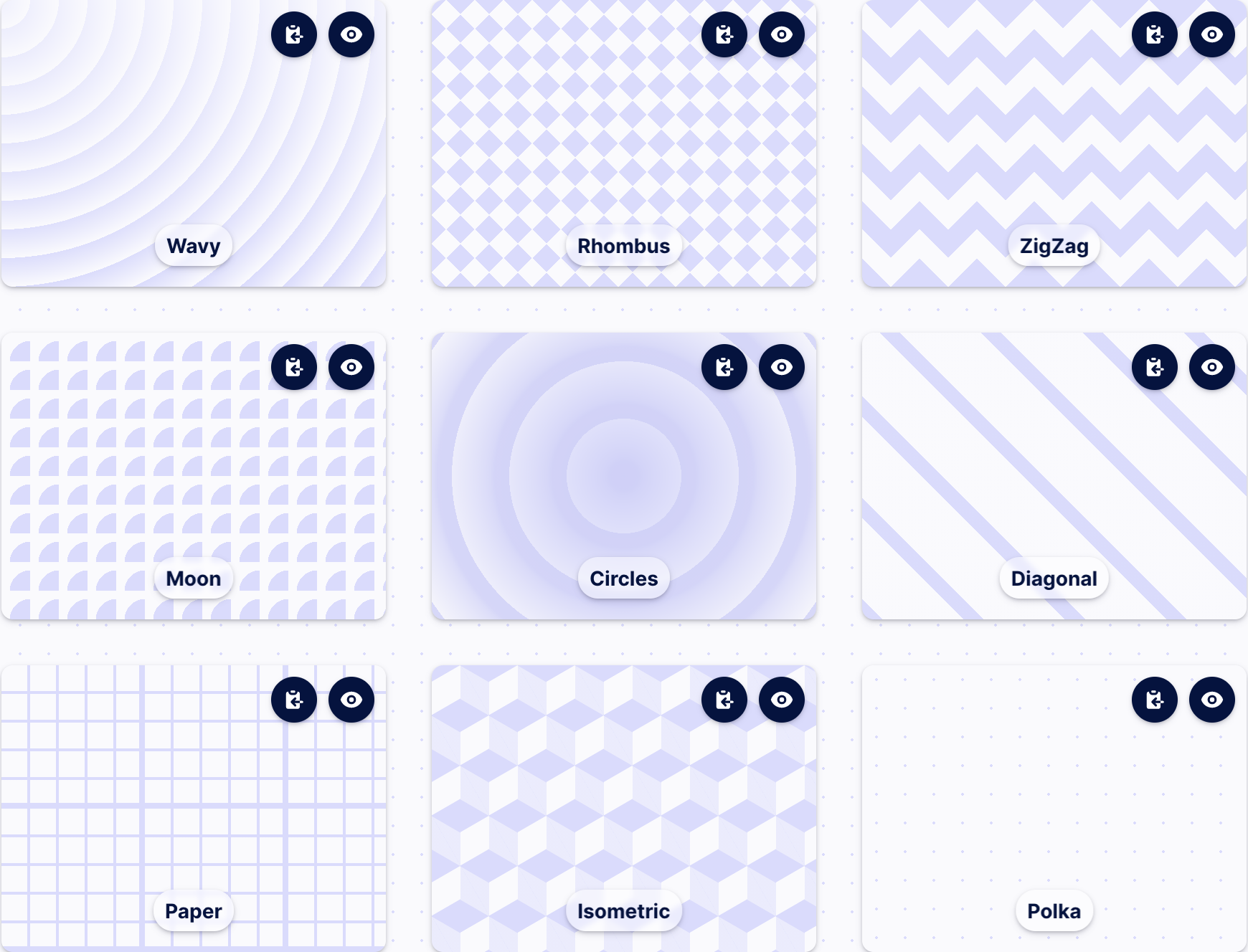 Cool Background Patterns Css